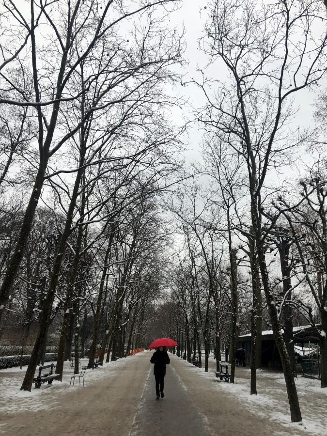 Paris - hiver 2021
